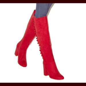 Shoes - Beautiful Red Boots